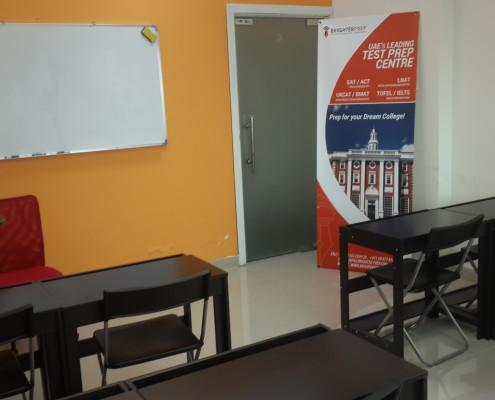 TOEFL Class Room